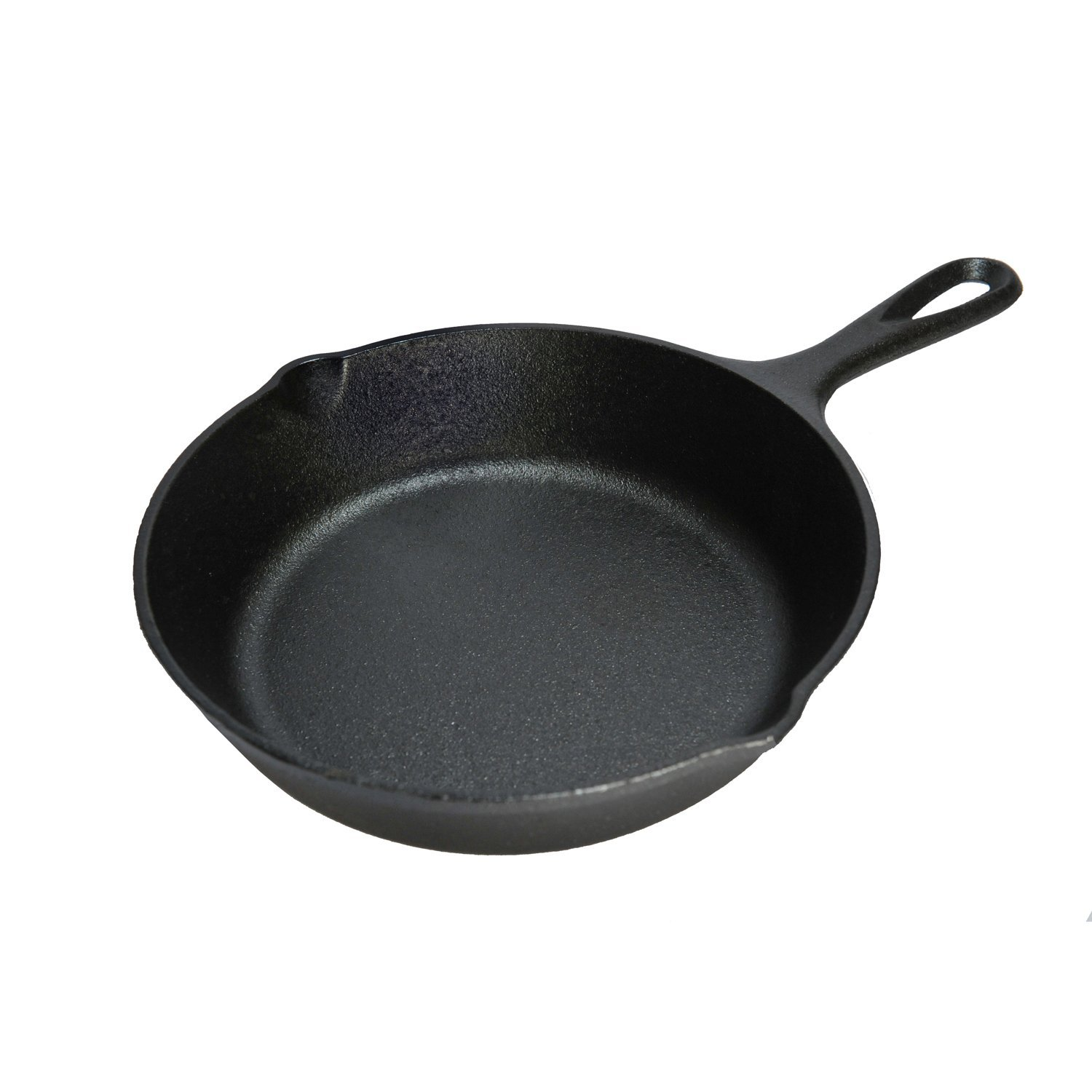 Pre-Seasoned Cast-Iron Skillet 8-inch