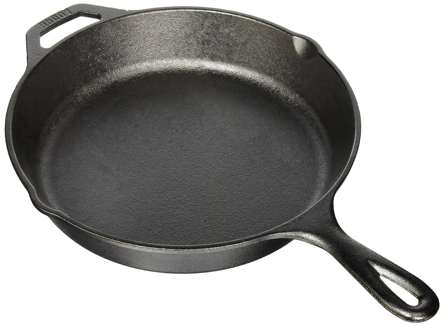 Pre-Seasoned Cast-Iron Skillet 10.25-inch