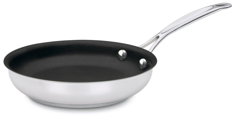 Cuisinart Nonstick 7-Inch Open Skillet