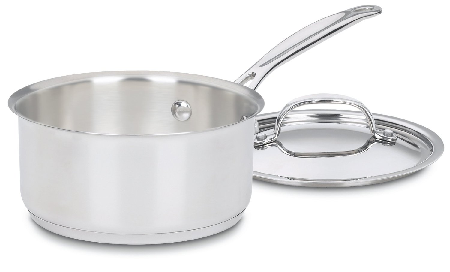 Cuisinart Cookware 1-1/2-Quart Saucepan with Cover
