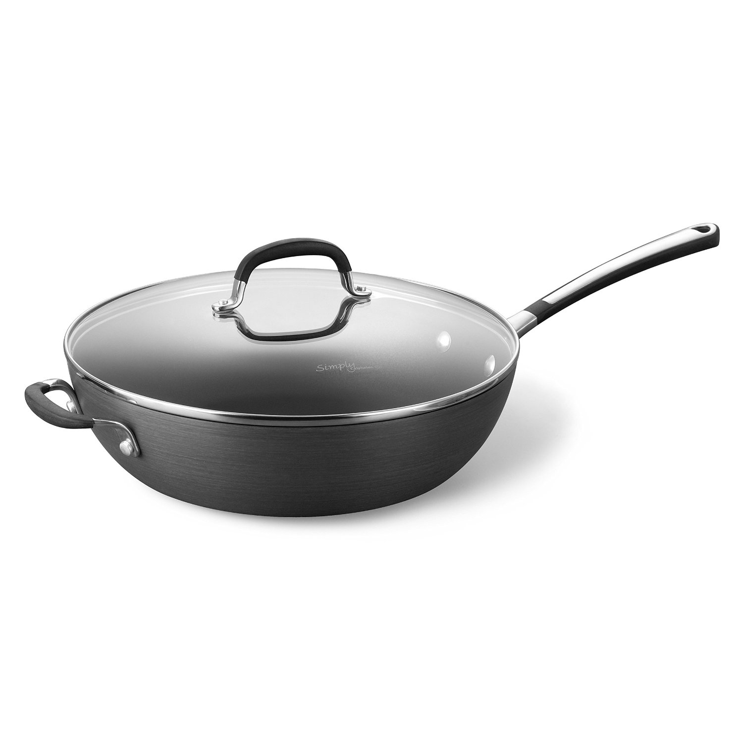 Calphalon Simply Easy System Nonstick Omelette Pan And