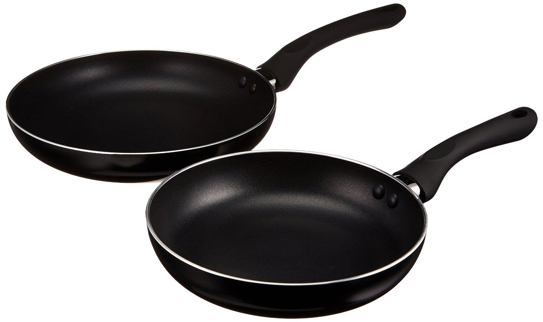 AmazonBasics Nonstick Fry Pan Set