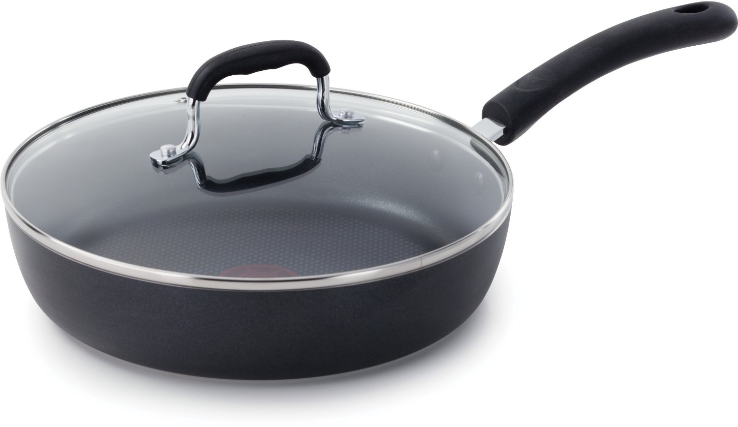 Lid Cookware 10-Inch Black