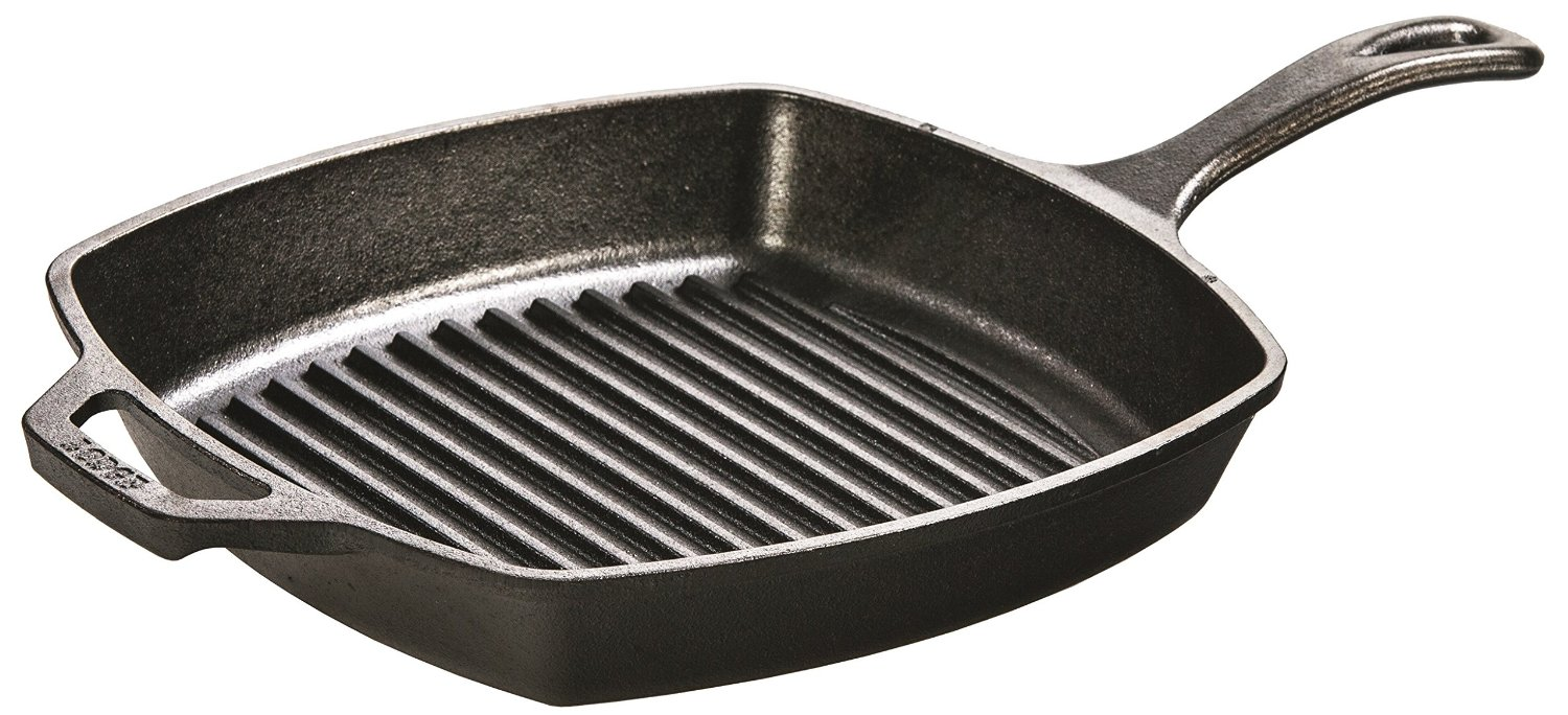 Square Grill Pan 10.5-inch